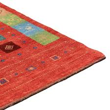 Gabbeh Rugs Sale Hand Knotted Persian Gabbeh Rug With Innovative Persian Design Rizo