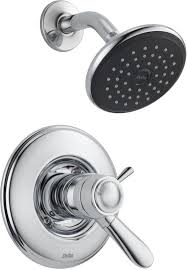 Shower Only Faucet Faucet Com T17t238 Ss In Brilliance Stainless By Delta