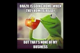 Meme Brazil - brazil 1 7 germany the funniest memes the internet has to offer