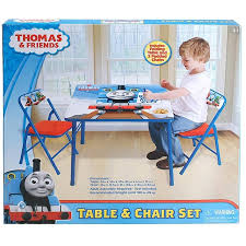 thomas the train activity table and chairs thomas the tank activity table and 2 chairs set walmart com