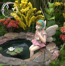 Fairies For Garden Decor 55 Best Fairy Garden Accessories Images On Pinterest Fairies