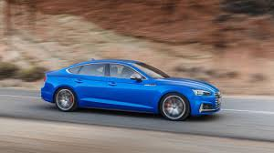 can you tell this is the all new audi s5 sportback top gear