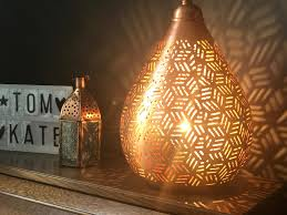 moroccan table lamp drop copper spring fair 2018 the uk u0027s no 1