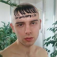 coupe de cheveux homme la coupe de cheveux la plus ridicule tuxboard