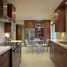cuisine contemporaine en bois cuisines beauregard cuisine réalisation 307 armoires en