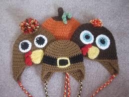 thanksgiving hats a w sticks