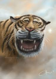 Eye Of The Tiger Meme - the happiest tiger in the world harimau lucu know your meme