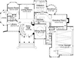 house plans with keeping rooms european style house plan 5 beds 4 00 baths 3698 sq ft plan 119 204
