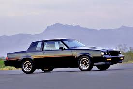 1982 Buick Grand National For Sale Muscle Cars You Should Know Buick Grand National And Gnx