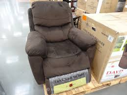 pulaski davis fabric power recliner