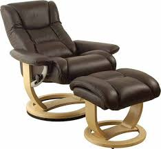 great leather swivel recliner chair with additional chair king