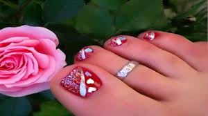 cool toe nail art design toe nail art ideas and inspiration hd