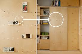 house storage versatile storage in the tiny house display shelves sliding door