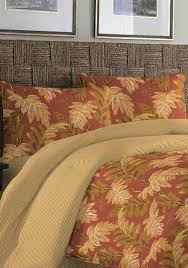 tommy bahama orange cay 3 piece comforter set online only belk