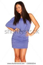 full length beautiful positive young woman stock photo 516778630