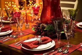 christmas dinner table setting table setting ideas for christmas balsam hill