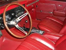 1969 Chevelle Interior 1969 Chevrolet Chevelle Ss 396 2 Door Coupe 161355