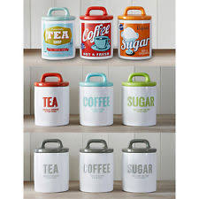 retro kitchen canisters vintage retro kitchen canisters jars ebay