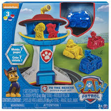 paw patrol activity rescue dough playset walmart canada