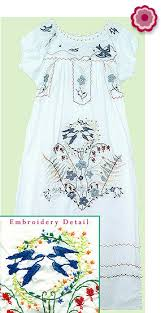 organic womens clothing organic mexican dress