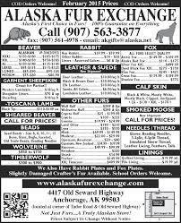 Map Of Seward Alaska by Alaska Gifts From The Fur Exchange