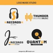 imagenes logos musicales logos para radios fotos y vectores gratis