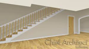 downward stairs the floorplanner platform creating a room a staircase