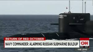 Undersea Cables How Russia Targets by Us Launches U0027most Advanced U0027 Stealth Sub Cnnpolitics
