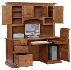 Oak Computer Desk With Hutch by 10 Best Desks Images On Pinterest Computer Desk With Hutch Desk