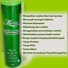 Sabun So X marine essence bambo salt noursing shoo 11street malaysia
