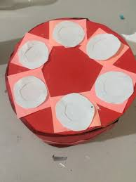 plates that stick to table diy new years party table aj amino amino