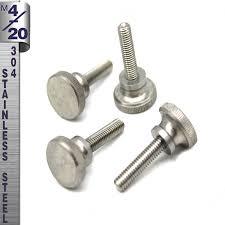 Decorative Thumb Screws M4 20 30pcs Lot Manufacture Thumb Bolts Computer Case Thumb