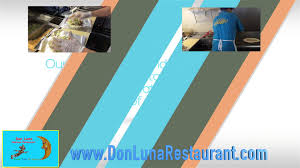 luna modern mexican kitchen corona don luna mexican restaurant youtube