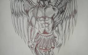 guardian angel tattoo design for men angel tattoo designs for
