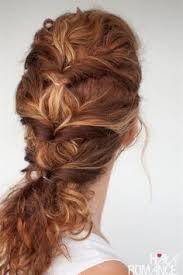 ponytail shag diy haircut hairstyles for work easy hairstyles ponytail and shag hairstyles