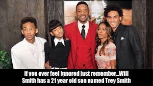 Meme Smith - things you don t know about will smith s other son