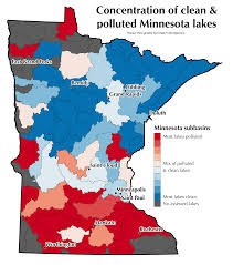 Minnesota lakes images Minnesota lakes map plus 9 more about minnesota 39 s waters png