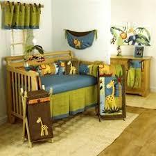Safari Crib Bedding Set Nojo Jungle Babies Six Set Http Babyroomideas Co Nojo