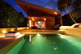 Inside Pool by Swislocki