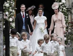 pippa middleton weds millionaire financier james matthews fox8 com