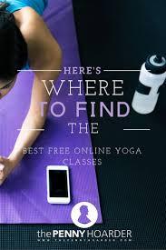 top 25 best online yoga classes ideas on pinterest free yoga