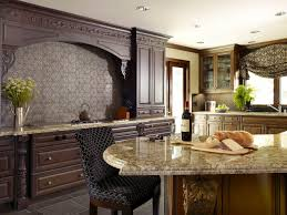 Comfy In The Kitchen by Granite Countertops For The Kitchen Hgtv