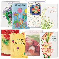 all occasion cards easycomforts all occasion cards value pack of 24 walmart