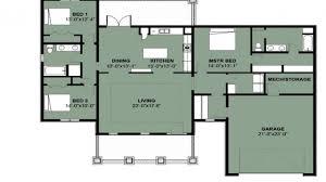 two bedroom two bath house plans simple 2 bedroom house floor plans nurseresume org