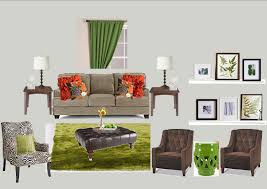 Adding Color To Neutral Living Room Living Room Interior Designs - Adding color to neutral living room