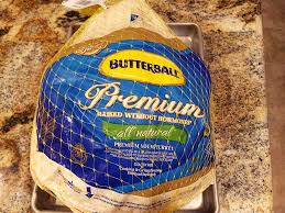 butterball seasoning whole turkey brined butterball self basting the weber