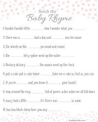 baby shower games to print activity shelter
