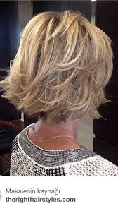medium layered hairstyle for women over 60 pin by ayse trabzonlu satır on saç pinterest hair style