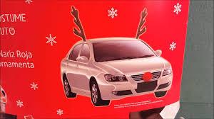 reindeer car rudolph the nose reindeer car costume
