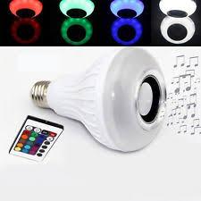 Bluetooth Light Bulb Speaker Bluetooth Light Bulbs Ebay